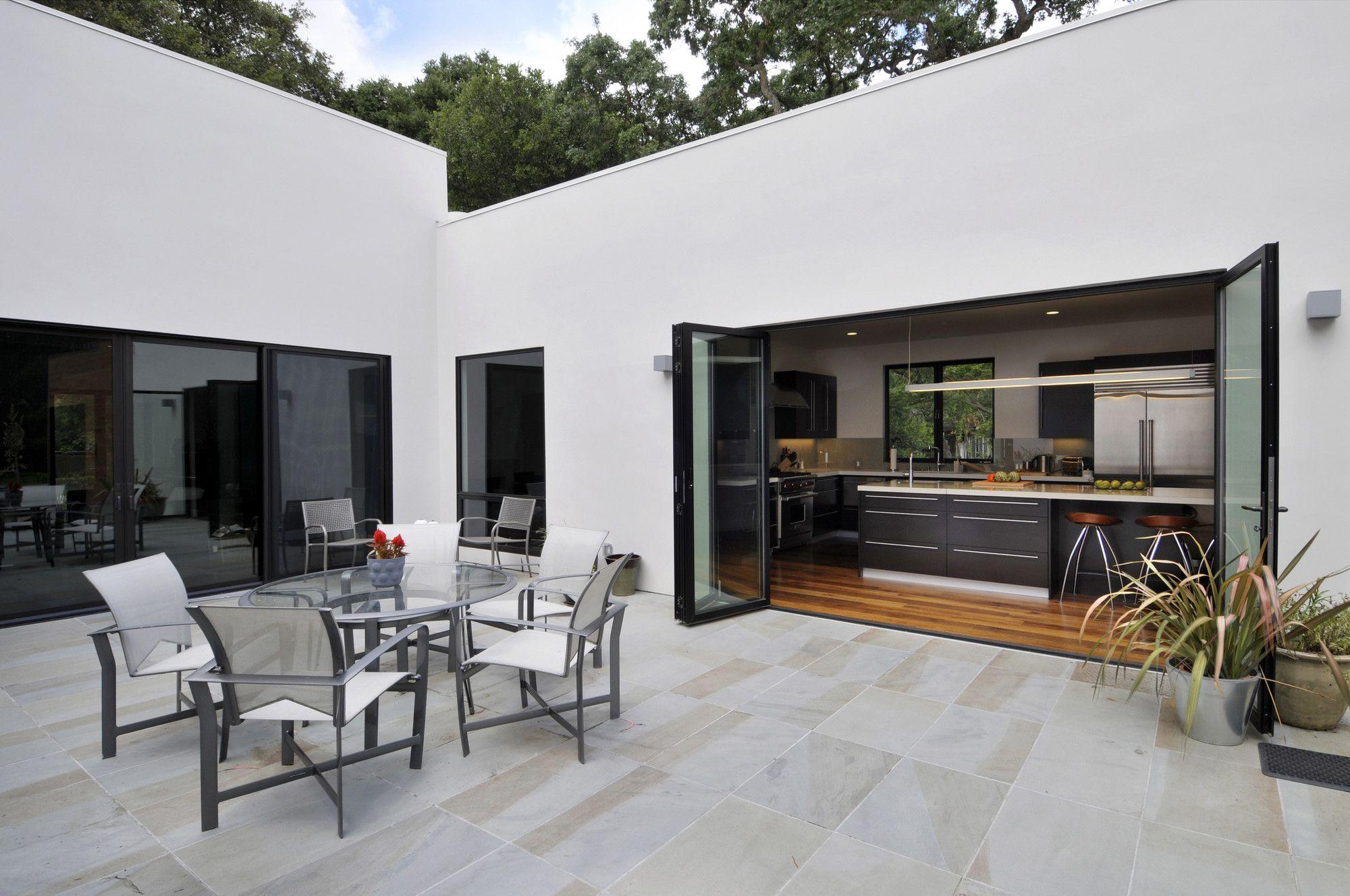 Gallery of Menlo Oaks Residence / Ana Williamson Architect - 6