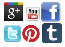 Administra eficientemente todos tus perfiles de las redes sociales, usando una aplicación social. TweetDeck es un ejemplo famoso (y de alta calidad) de una de estas aplicaciones sociales.