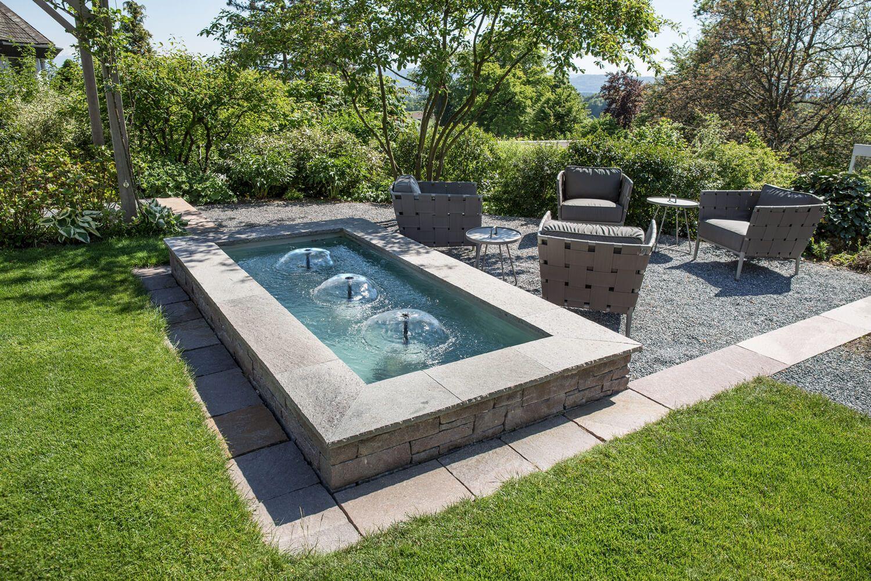 Gartengestaltung Mit Brunnen   PARCu0027S Gartengestaltung