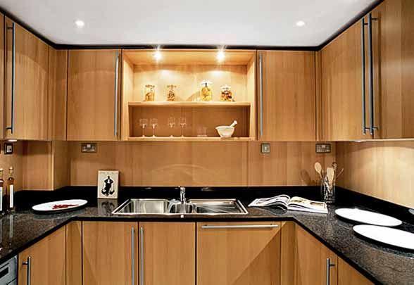 Contemporary Kitchen Cabinet Design From Miele Kitchen | Kitchen