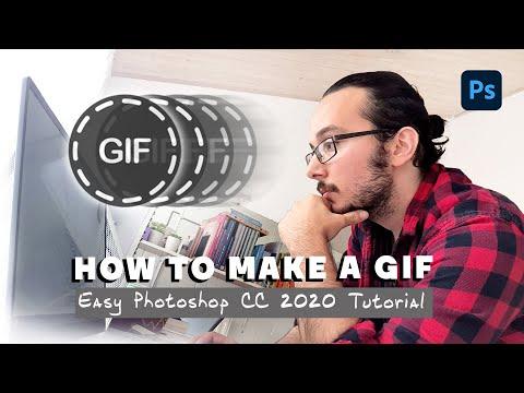 Animated Gif Photoshop Cc 2020