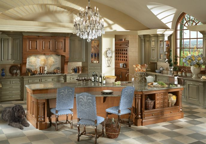 Rutt HandCrafted Cabinetry » Loire Valley