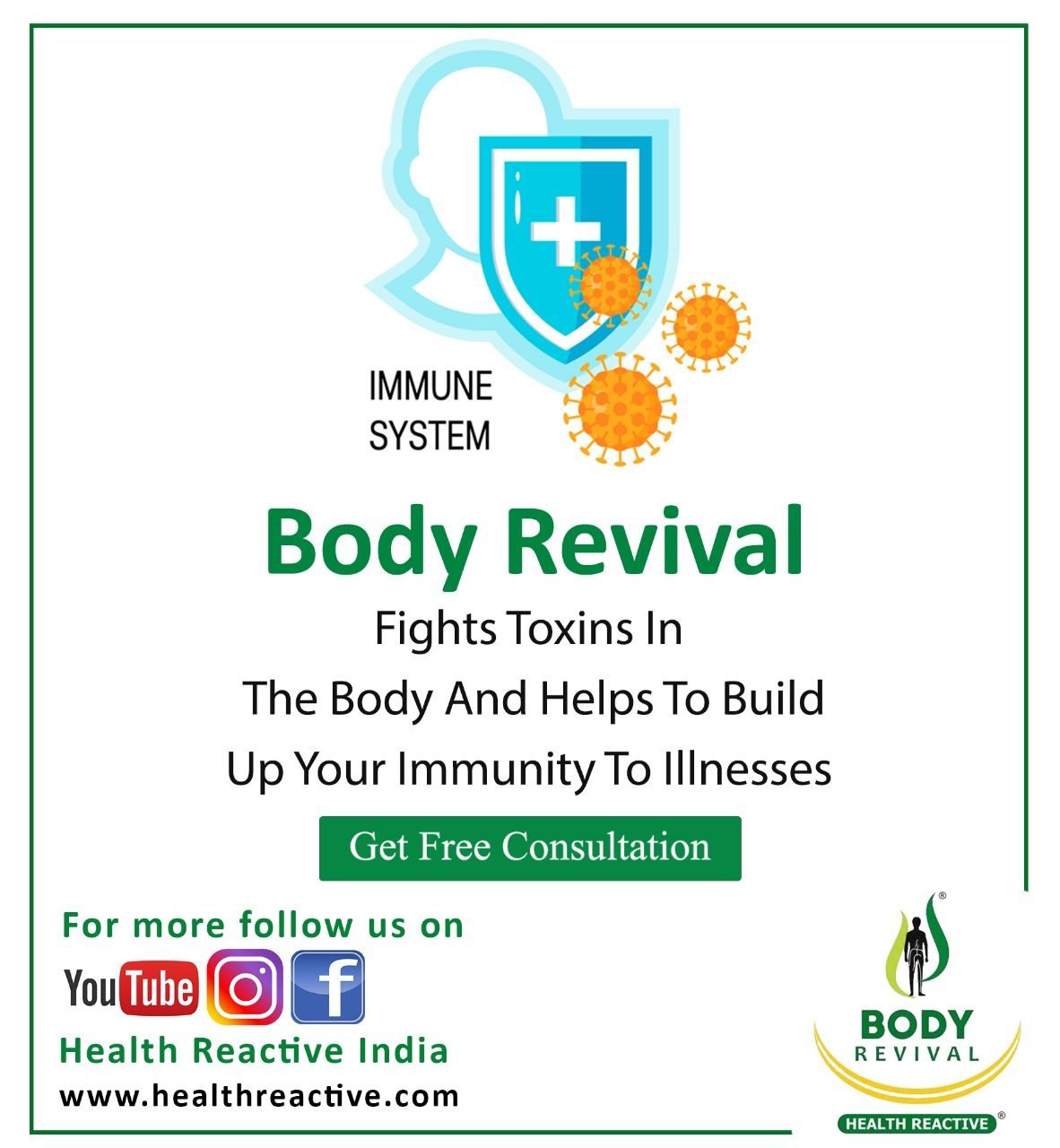 Ayurvedic treatment for cancer: Body Revival is an Ayurvedic