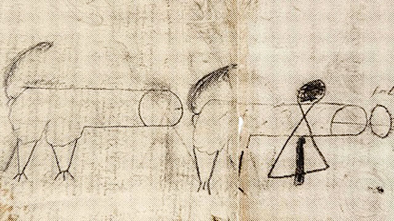 Contour Line Drawing Leonardo Da Vinci : Comical penis drawingsu from the sketchbook of leonardo da vinci