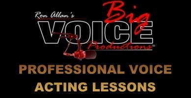 Ron Allan BIG VOICE Productions