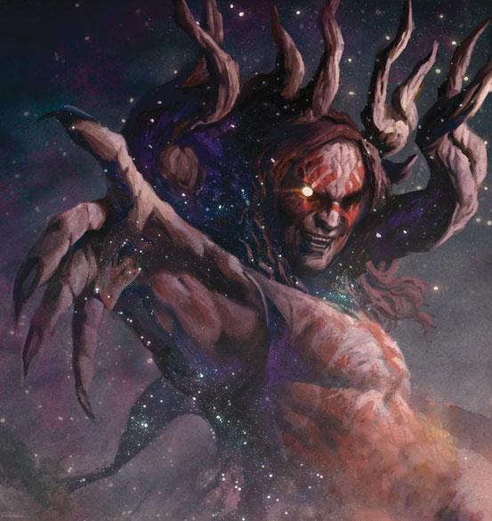 Xenagos Le Fetard Undercity In 2020 Mtg Art Magic The Gathering Fantasy Art