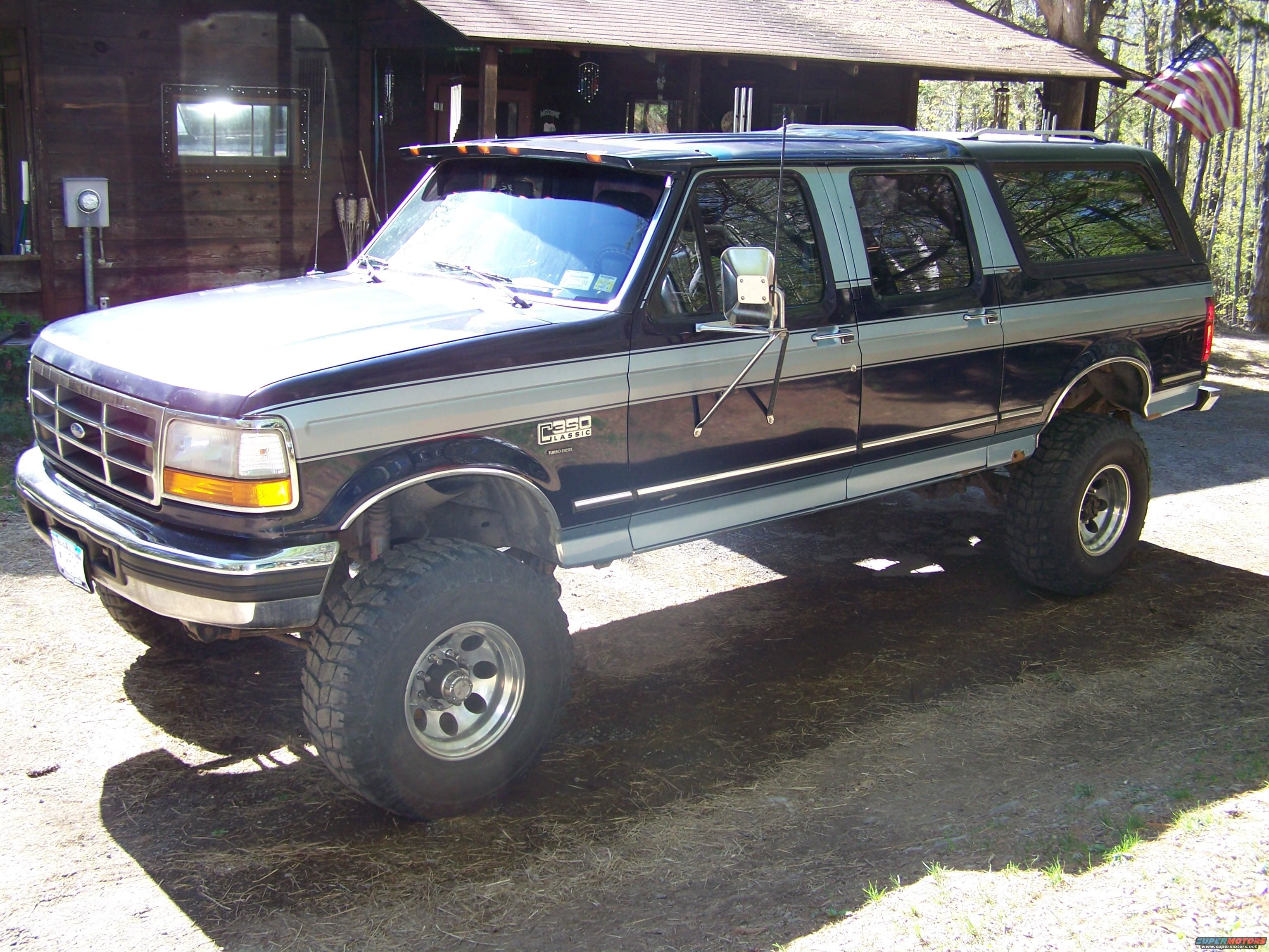 Diesel ford bronco for sale - Classic Ford Bronco