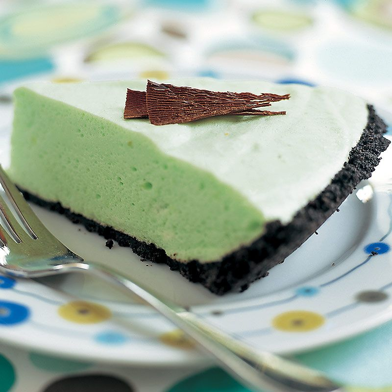 America S Test Kitchen Grasshopper Ice Cream Cake