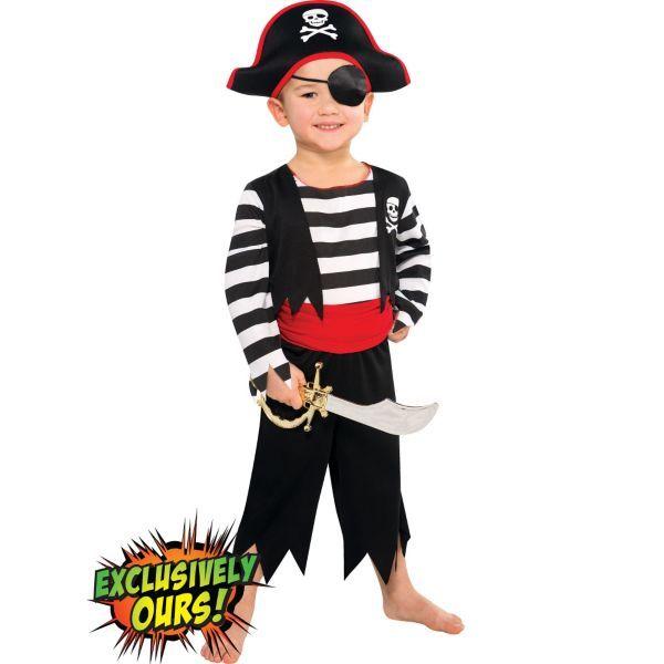 Toddler Boys Rascal Pirate Costume   Mommytime   Pinterest   Toddler ...