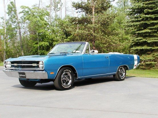 1969 Dodge Dart Gts Convertible Dodge Dart Classic Cars Muscle Dodge Muscle Cars