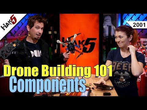 Click Here for more info >>> http://topratedquadcopters.com/components-drone-building-101-hak5-2001/ - Components - Drone Building 101 - Hak5 2001 - #quadcopters #drones #racingdrones #aerialdrones #popular #like #followme #topratedquadcopters