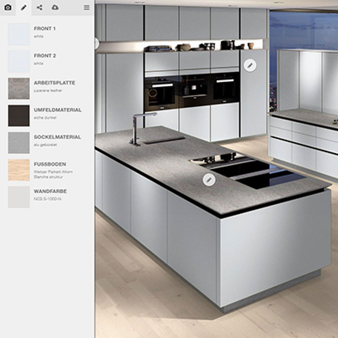 Pantry Küche Bauhaus Intuo Configurator K I T C H E N Pinterest Küche