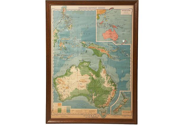 There would be maps lots of maps framed map of australia there would be maps lots of maps framed map of australia philippines gumiabroncs Choice Image