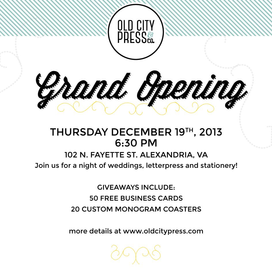 Grand opening invitation google search party ideas grand opening invitation google search stopboris Images