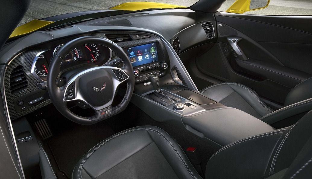 2020 Chevrolet Corvette Zora Hybrid Detailed Gambar