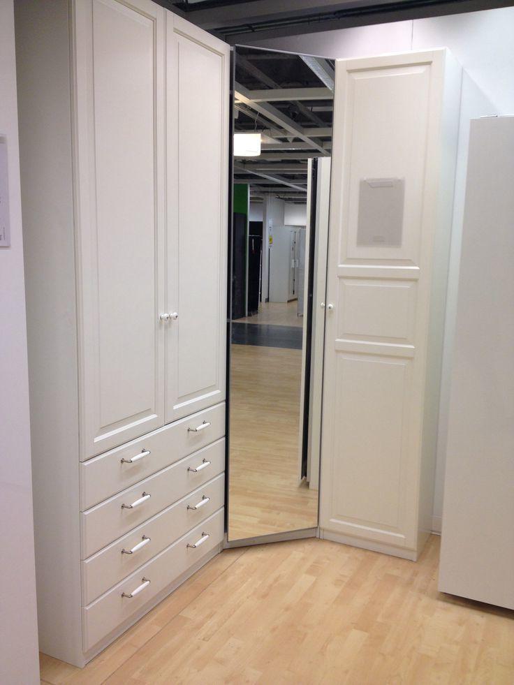 ikea corner wardrobe closets - Wardrobe Closet Ikea
