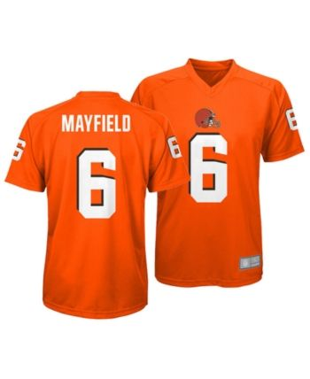 timeless design 30358 a8700 Outerstuff Baker Mayfield Cleveland Browns Jersey T-Shirt ...