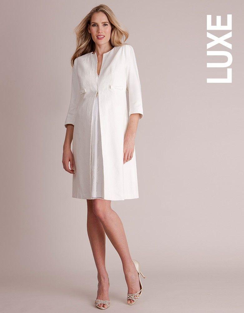 Veste de grossesse chic et glamour id ale pour vos for Petite veste de mariage