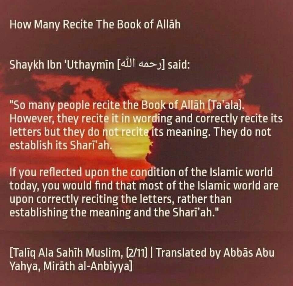 Pin By Muslim Blogger On Salaf Scholars 4 5 Meant To Be Reflection Words
