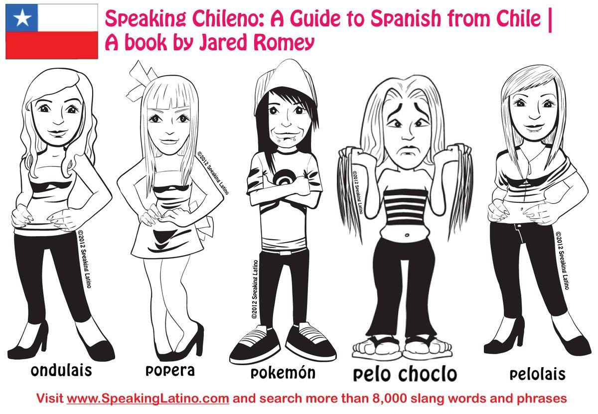 Chilean Spanish Chile Spanish Spanish Expressions