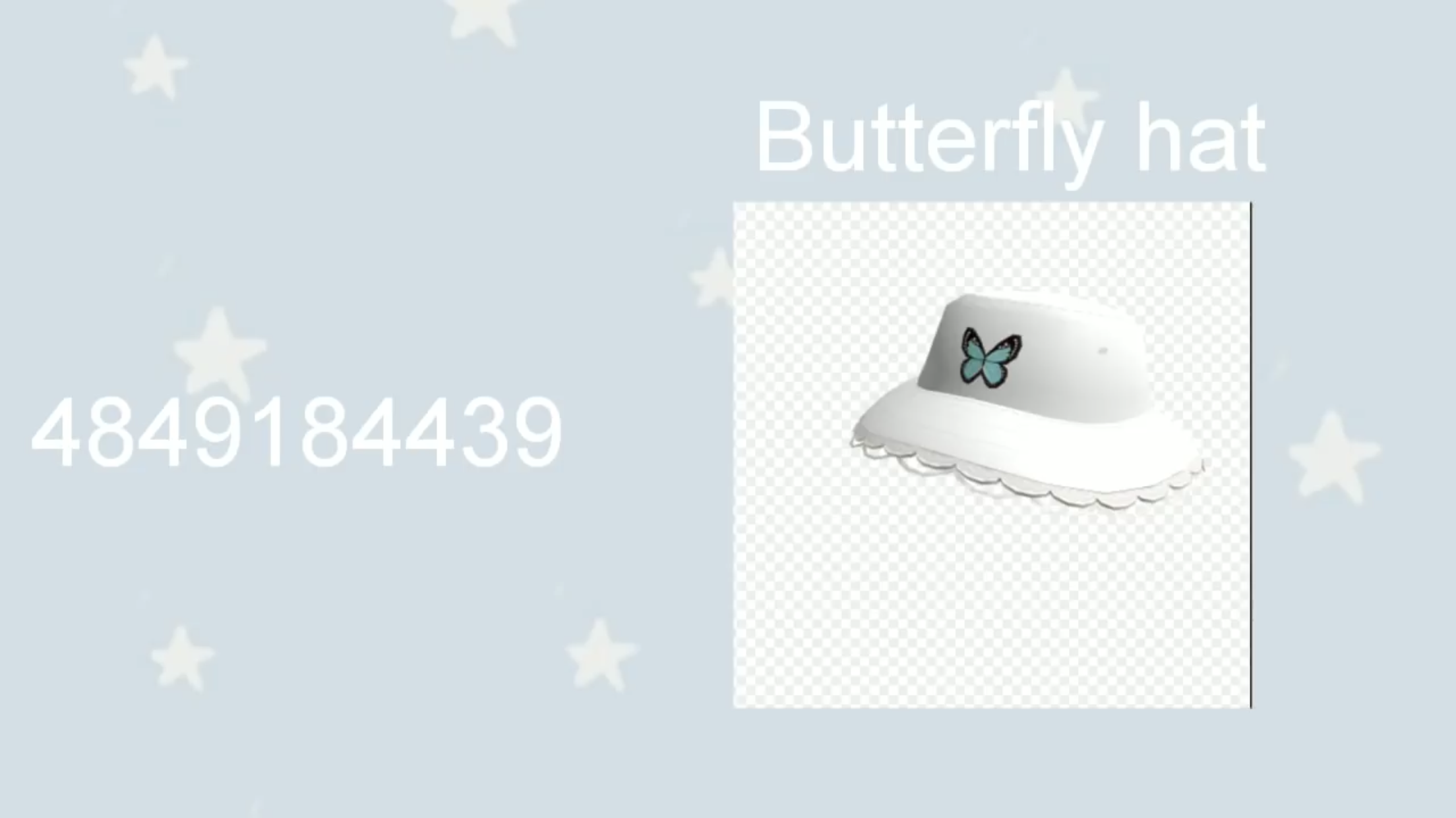 Hat Code In 2020 Coding Decal Design Roblox