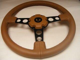 1970 1981 Trans Am Steering Wheel Leather Wrap Service W