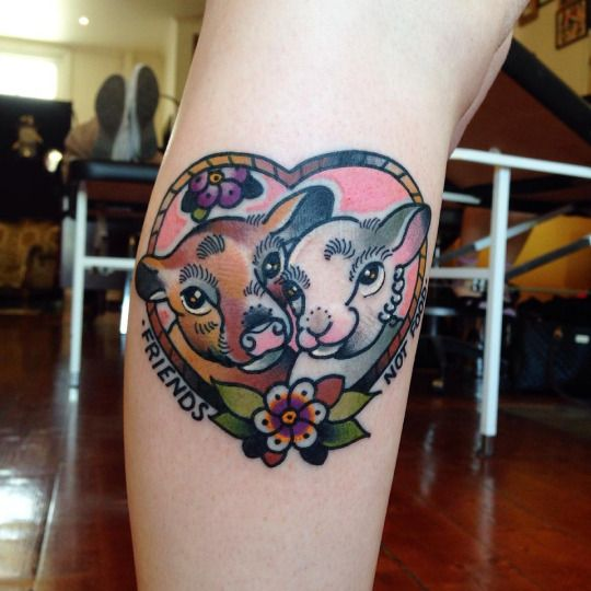 Vegan Tattoos Vegan Tattoo Tattoos Vegetarian Tattoo
