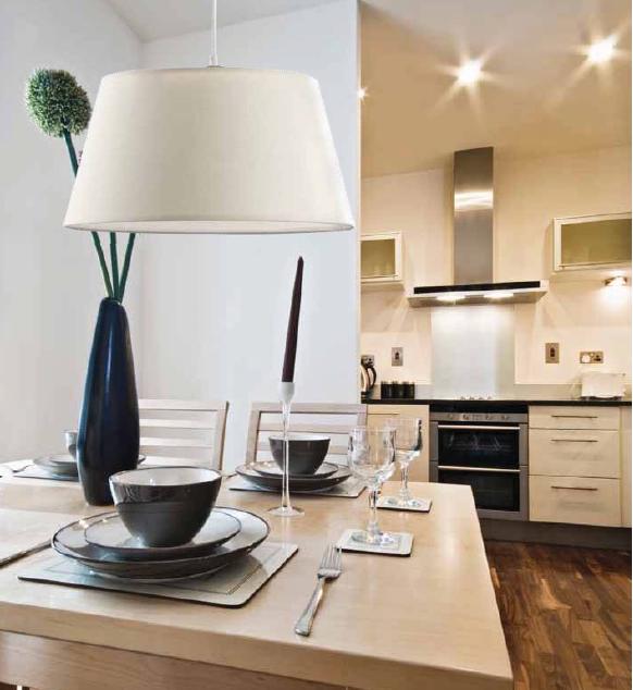 lamparas colgantes para cocina