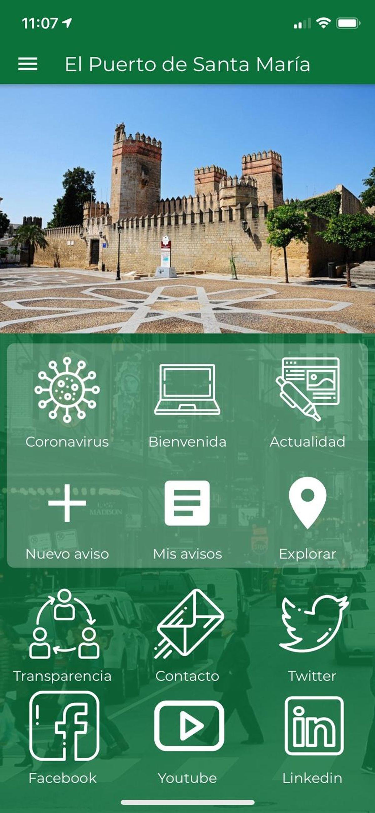 app mejora El Puerto