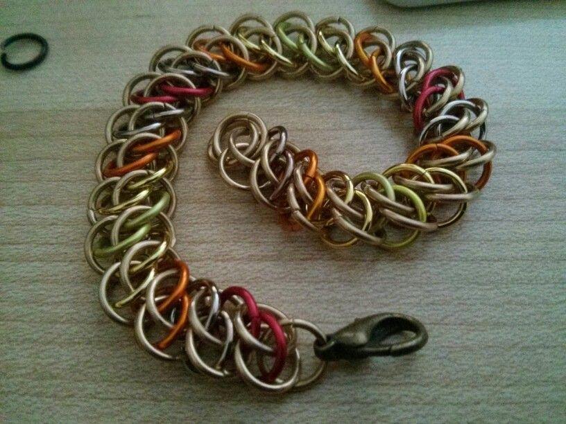 Fire GSG Bracelet