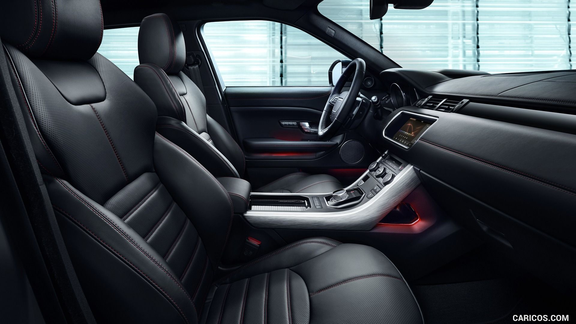 Photo of 2017 Range Rover Evoque Ember Special Edition – Interior, Front Seats HD