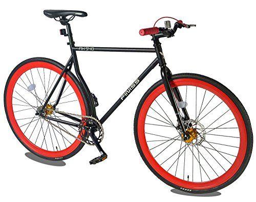 Fixed Gear Bikes - Merax Classic Fixed Gear Bike Single Speed Road ...