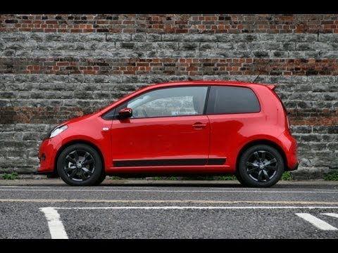 Skoda Citigo Sport Small Car Big Grins Driving Spirit Skoda