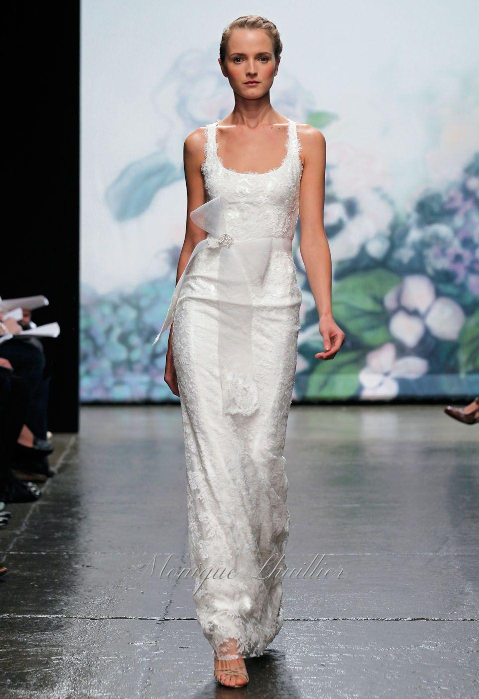 Fall 2012   Monique Lhuillier   Wedding Dresses   Pinterest ...