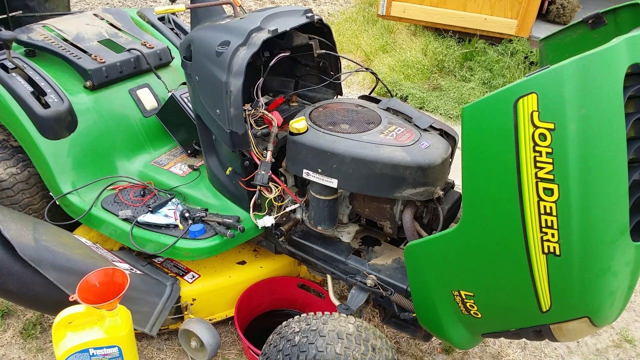 Pin On Lawn Tractor