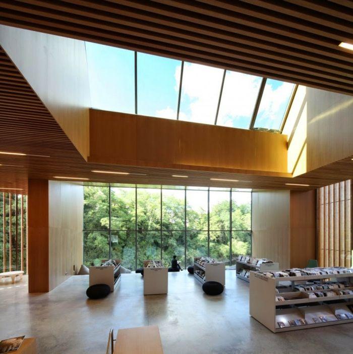 Indirektes Licht Led Indirekte Beleuchtung Decke Dunkeles Interior Design  Lichtdesign