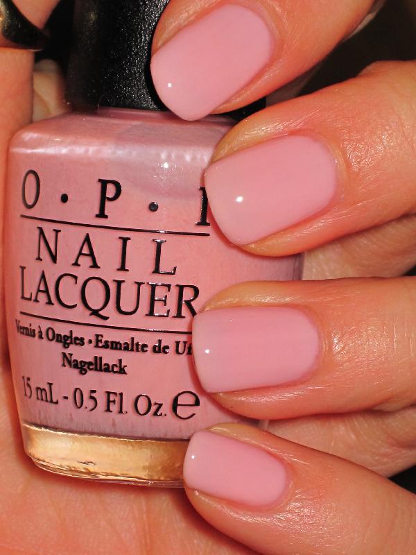 OPI Nail Polish Pink-A-Doodle H37 Sheer Iridescent Pink Soft Shades ...