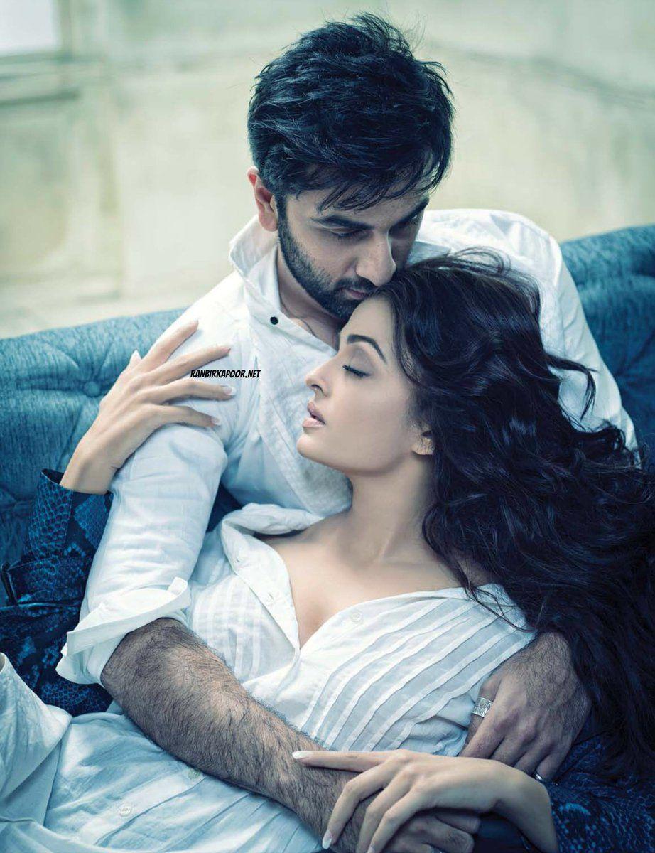 Filmfare Scans Aishwarya And Ranbir 4734459 Bollywood News