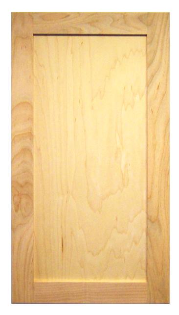 shaker door paint grade maple handy house stuff rh pinterest dk