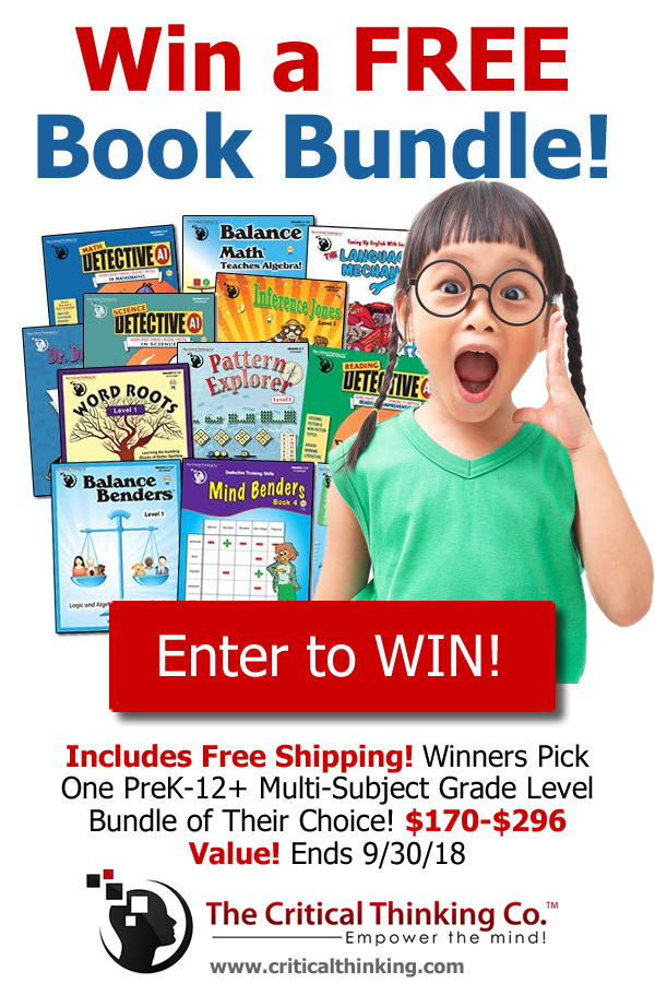 win a free book bundle of your choice contests homeschool rh pinterest com