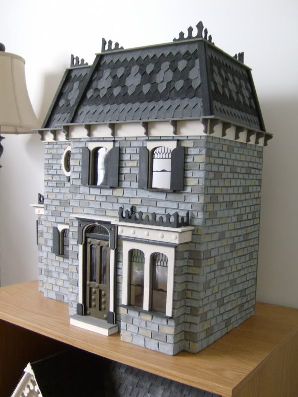 More Minis @ Blogspot: Finishing Your Dollhouse