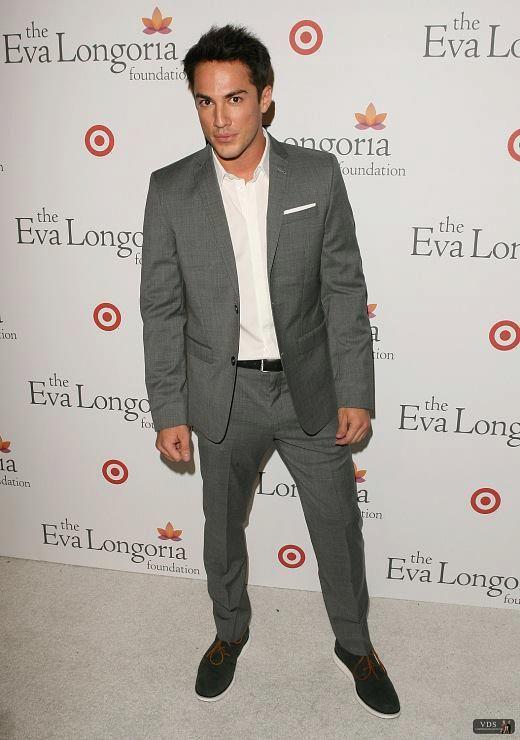 Michael Trevino at ALMA Awards Dinner 2012