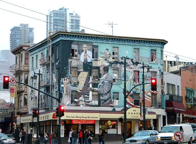 Little Italy San Francisco North Beach Travel Guide