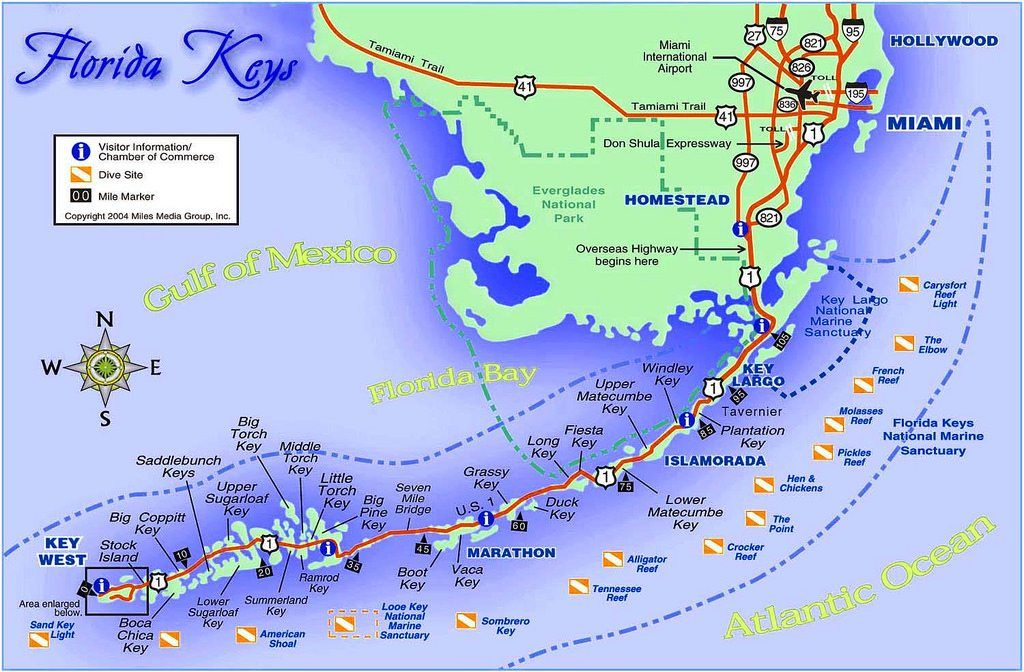 3 Awesome Dive Sites Of The Florida Keys Going Here To Dive Keys