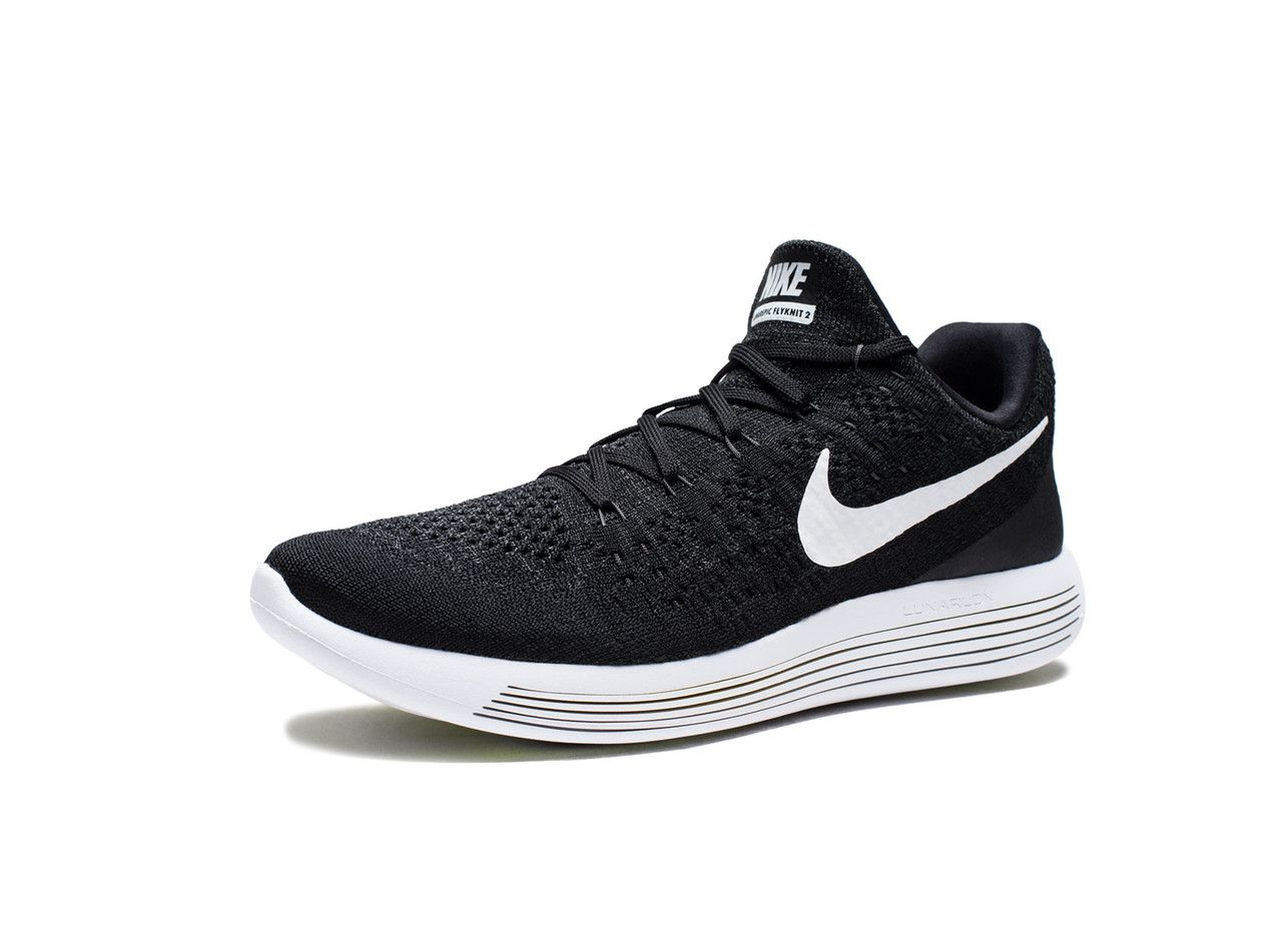 fde5a37778b1 NIKE LUNAREPIC LOW FLYKNIT 2 - BLACK WHITE ANTHRACITE