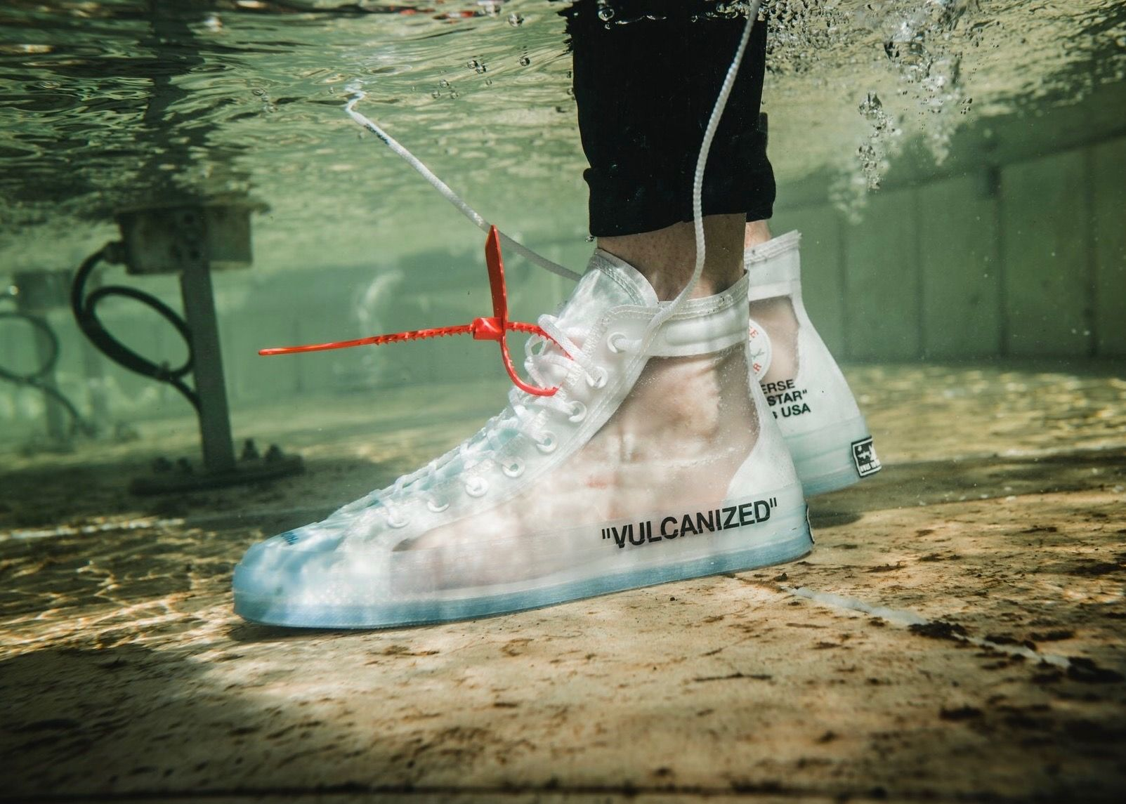 OFF WHITE x Converse All Star Off White Shoes 4bbed2e7d