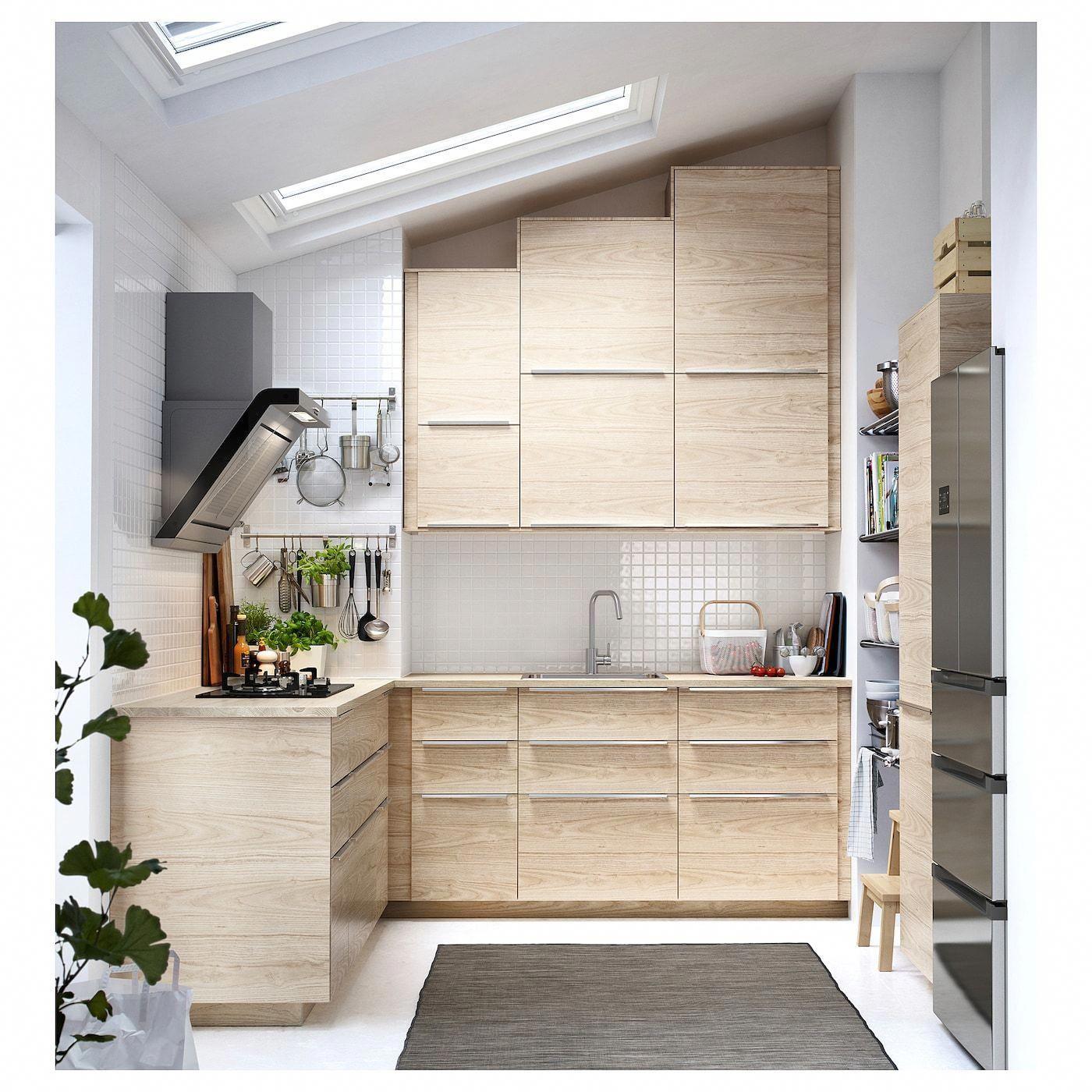 Ikea Ekbacken Countertop Ash Effect Laminate Kitchendecor