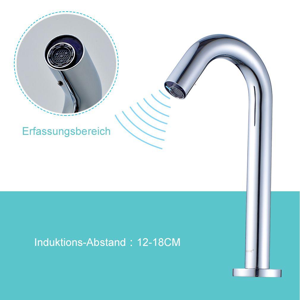 Details Zu Sensor Wasserhahn Kaltwasser Badarmatur Waschbecken