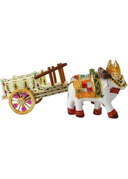Bullock Cart Rajasthani Home Decor Items Cart Bullock Cart