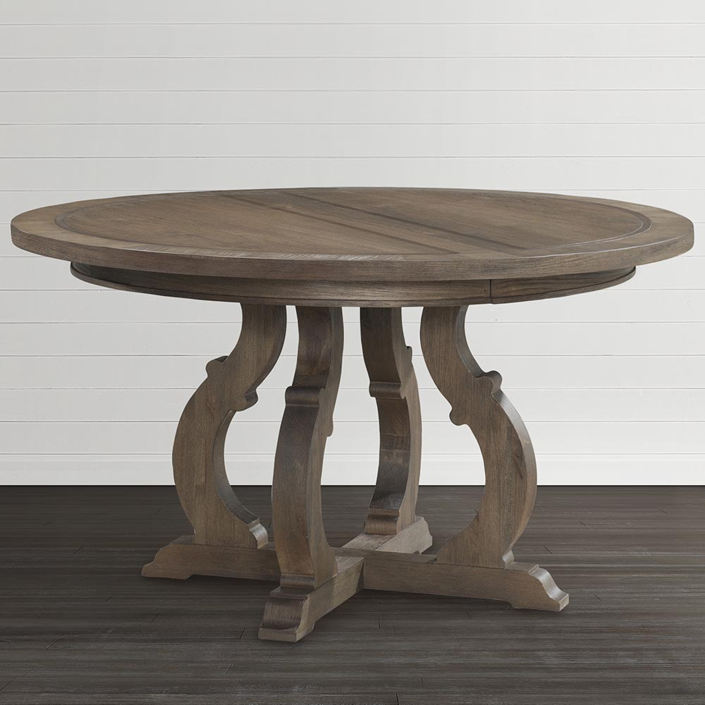 Artisanal Round Dining Table
